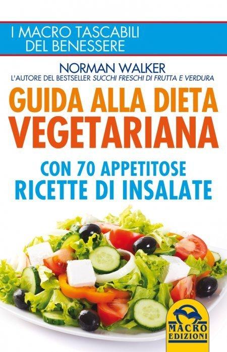 Guida alla Dieta Vegetariana USATO - Libro