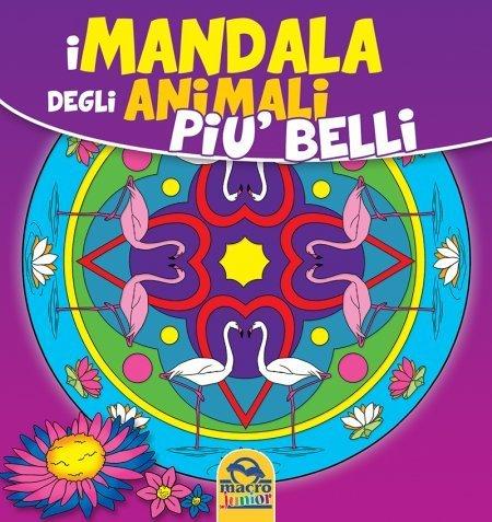 I Mandala degli animali più belli - Libro