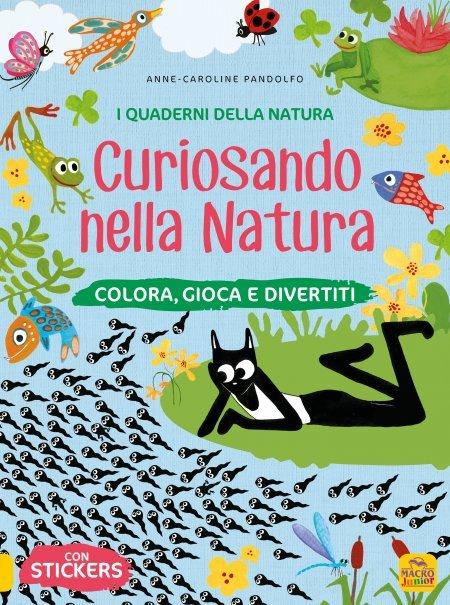 I Quaderni della Natura - Curiosando nella Natura - Libro