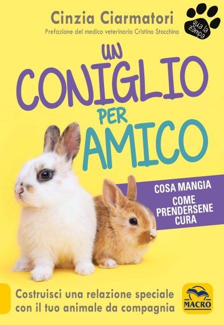Un Coniglio per Amico - Libro