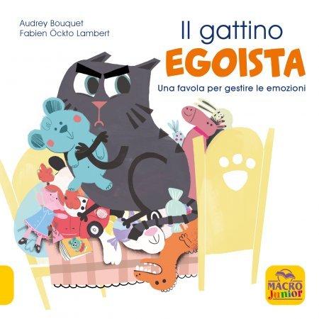 Il Gattino Egoista - Libro