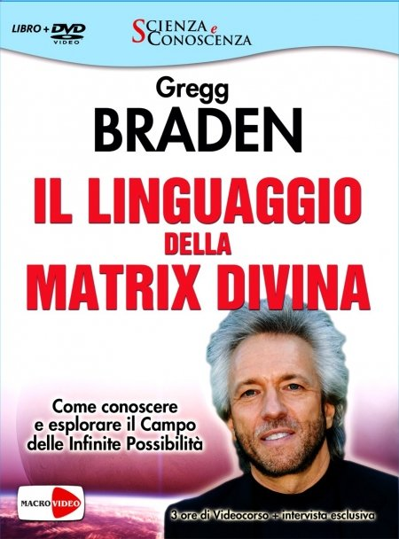 Il Linguaggio della Matrix Divina - DVD