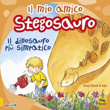 Il Mio Amico Stegosauro - Libro