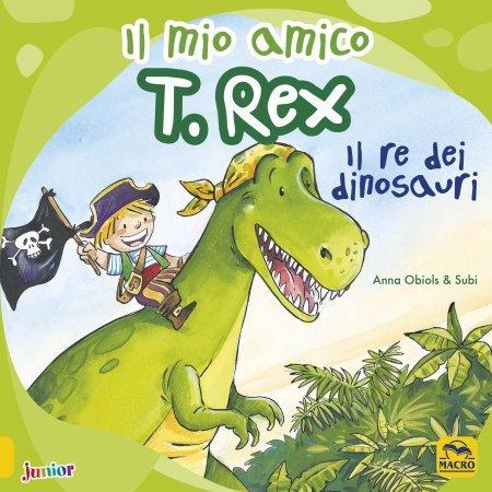 Il Mio Amico T. Rex - Libro