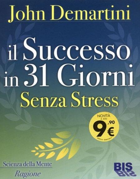 Il Successo in 31 Giorni - Libro
