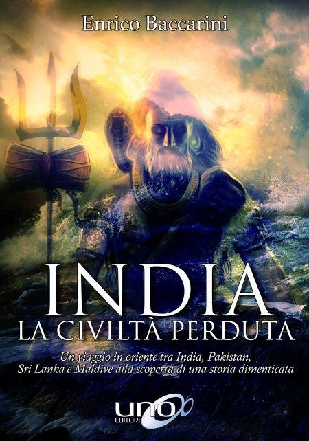 INDIA - La Civiltà Perduta - Libro