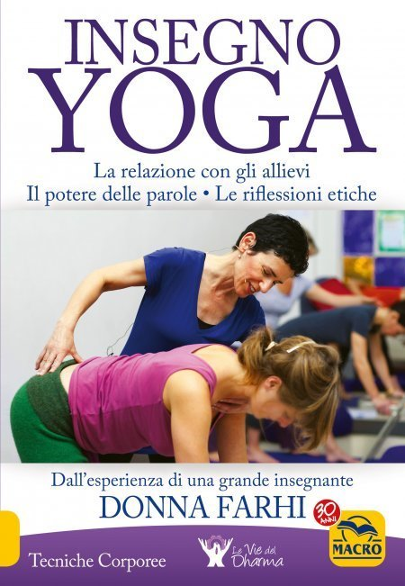 Insegno Yoga - Libro