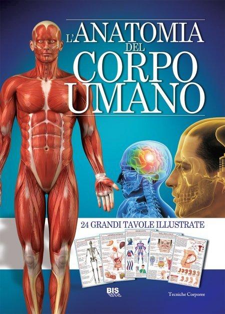 L'Anatomia del Corpo Umano - Libro