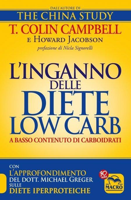 L'Inganno delle Diete Low Carb - Libro