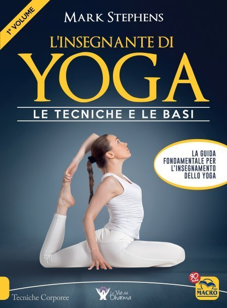 L'Insegnante di Yoga - 1° Volume - Ebook