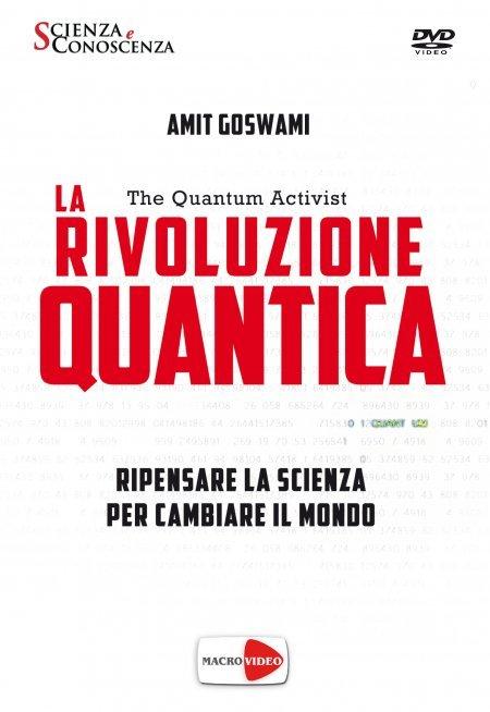 La Rivoluzione Quantica DVD - The Quantum Activist - DVD