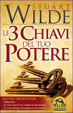 Le 3 Chiavi del tuo Potere - Libro
