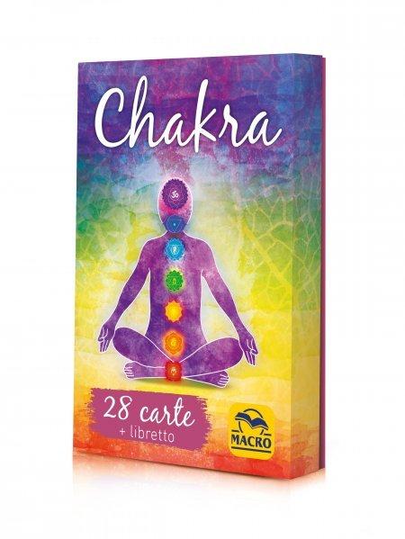 Le Carte dei Chakra - Cartolibro
