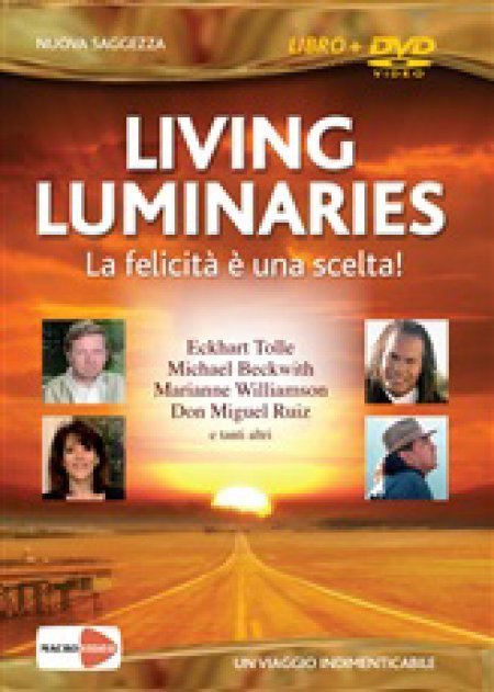 Living Luminaries DVD - DVD