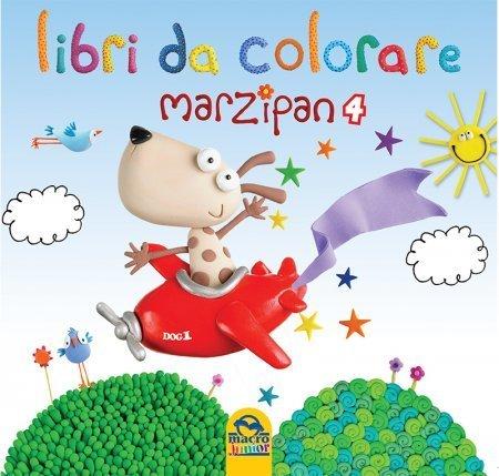 Marzipan 4 - Libro