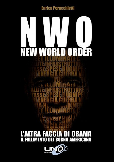 N.W.O. New World Order - Libro