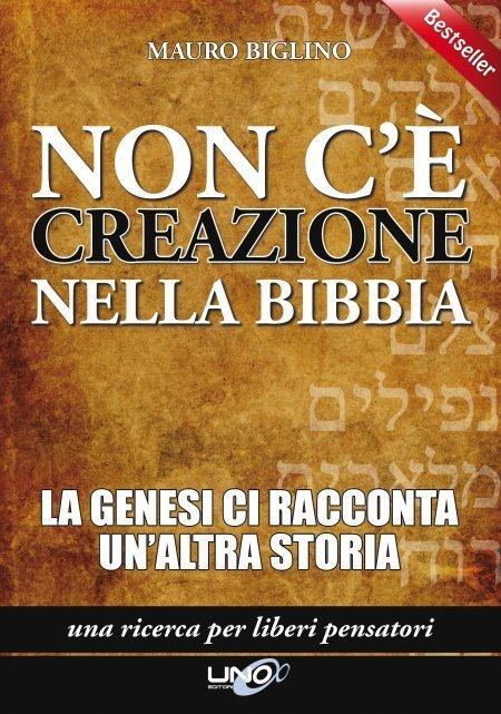 Non c'è Creazione nella Bibbia - Libro