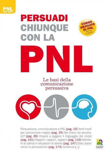 Persuadi Chiunque con la PNL - Libro