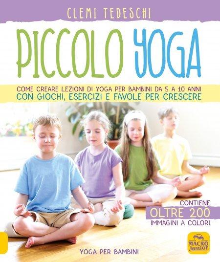 Piccolo Yoga - Libro