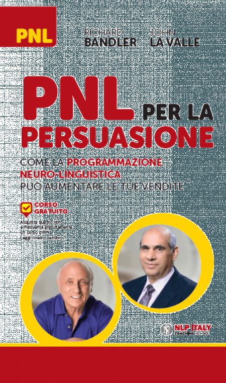 PNL per la Persuasione - Libro