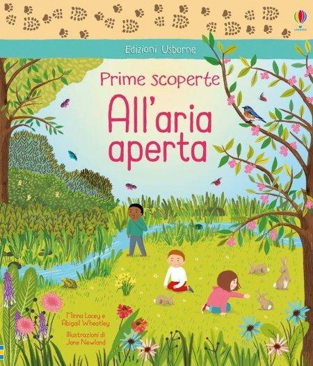 All'Aria Aperta - Libro