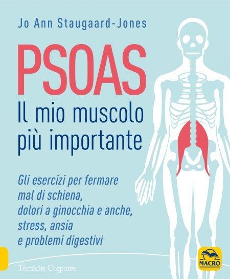 PSOAS - Il Mio Muscolo più Importante - Libro