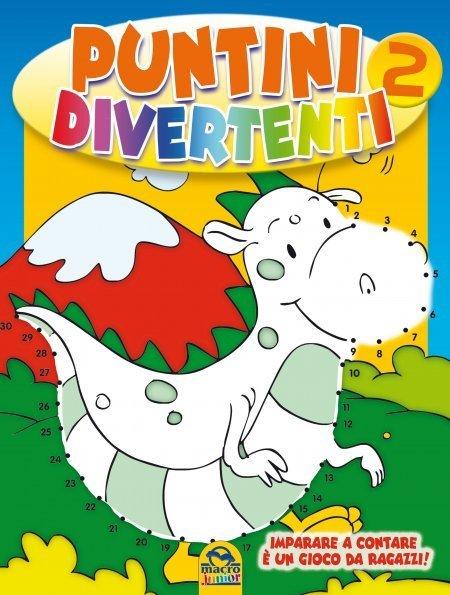 Puntini Divertenti - Vol. 2 - Libro