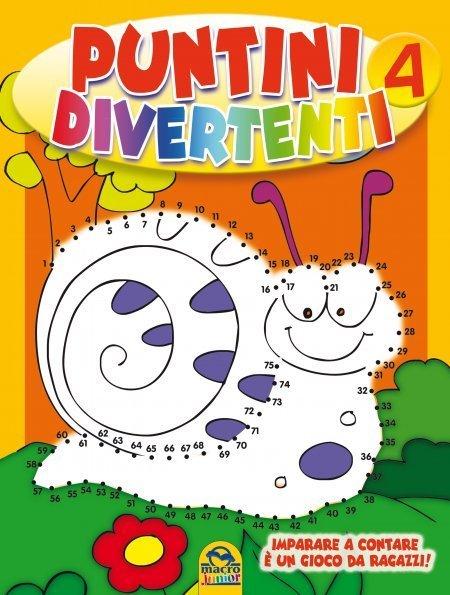 Puntini Divertenti 4  USATO - Libro