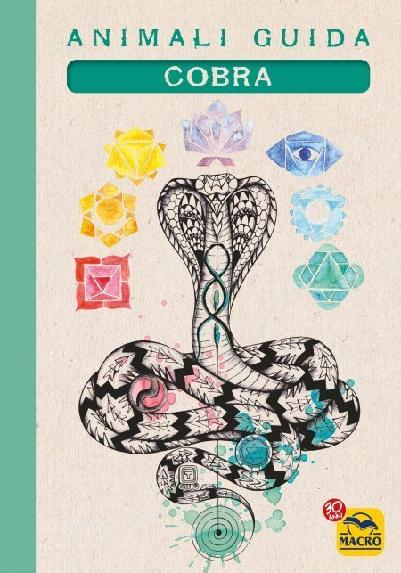 Quaderni Animali Guida - COBRA - Quaderno