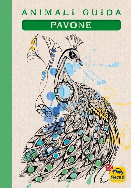 Quaderni Animali Guida - PAVONE - Quaderno