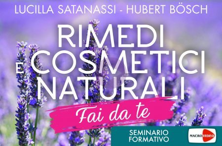 Rimedi e Cosmetici Naturali Fai da Te - On Demand