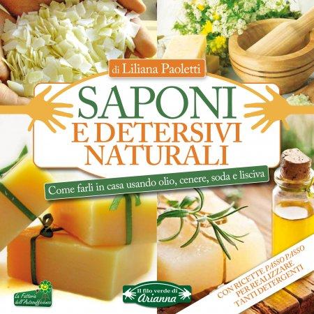 Saponi e Detersivi Naturali - Libro