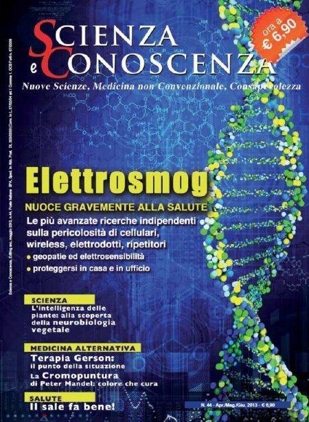 Scienza e Conoscenza - N. 44 - Rivista