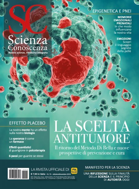 Scienza e Conoscenza - N.70 - La Scelta Antitumore - Ebook