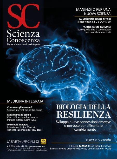 Scienza e Conoscenza - N.73 - Biologia della Resilienza - Ebook