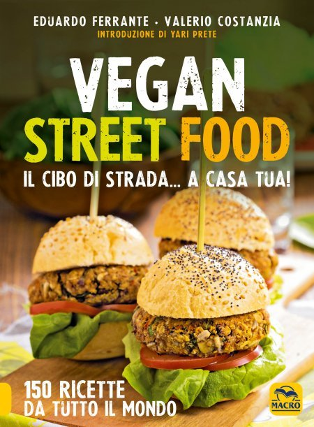 Vegan Street Food - Libro