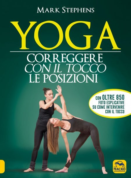 Yoga - Correggere con il Tocco le Posizioni - Libro