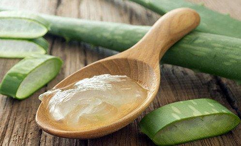 Gel d'Aloe Vera - Mousse idratante corpo