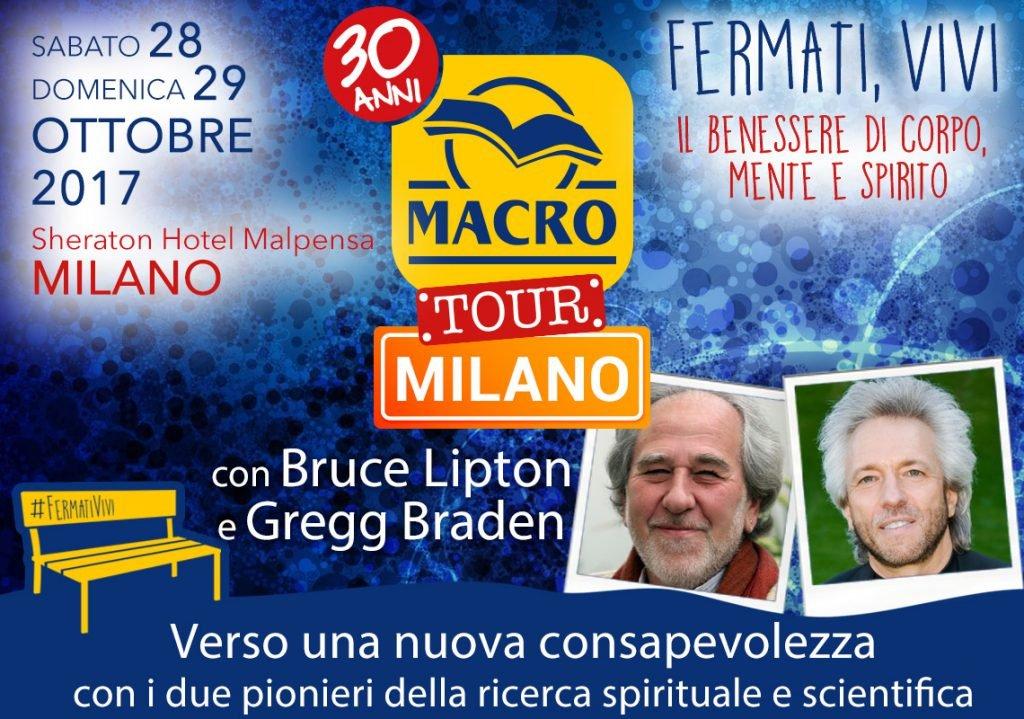 Lipton e Braden a Milano