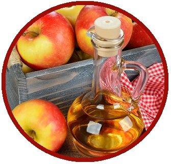 aceto di mele proprietà