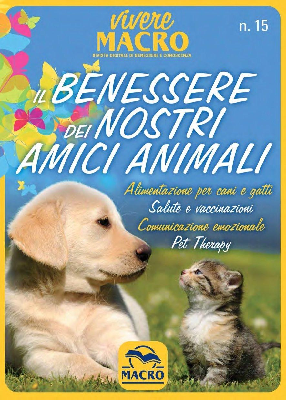 benessere dei nostri animali pdf