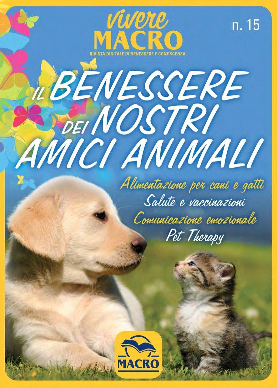 Il Benessere dei nostri Animali