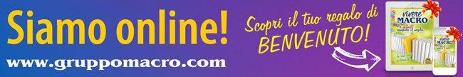 >Il nuovo sito del Gruppo Editoriale Macro