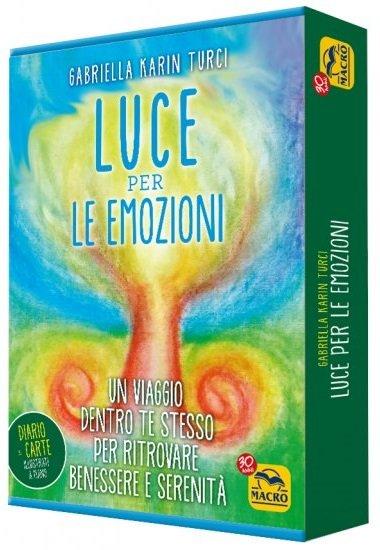 """Carte """"Luce per le emozioni"""" - COFANETTO"""