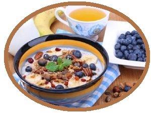 colazione vegana ricetta
