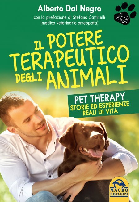 Il Potere Terapeutico degli Animali - Pet Therapy