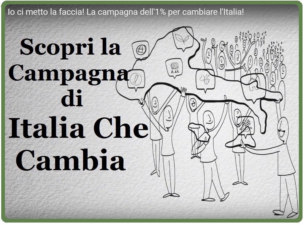 italia che cambia campagna