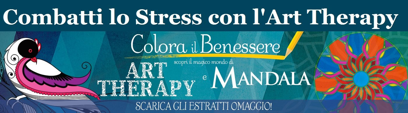 art therapy contro lo stress