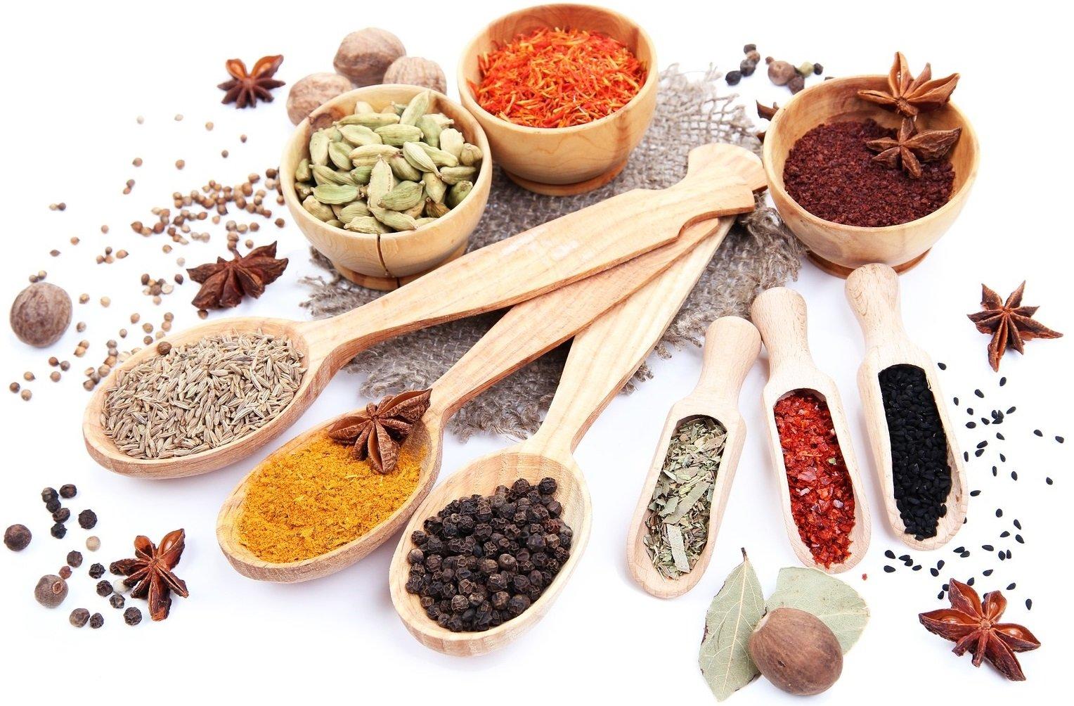 Spezie come cucinarle e quali sono - Cucinare con le spezie ...