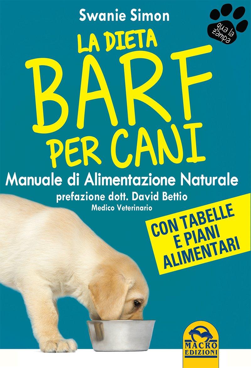 dieta barf per cani